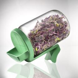 Germoir bocal pour graines à germer - Germline