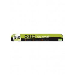pate à pizza Biobleud au levain