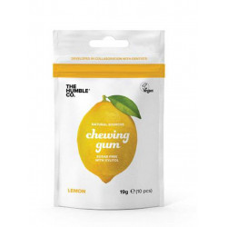 The Humble Co chewing gum citron
