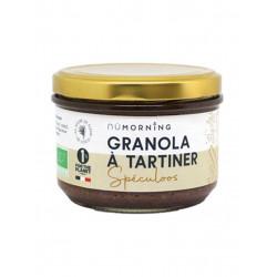 granola à tartiner speculoos NuMorning