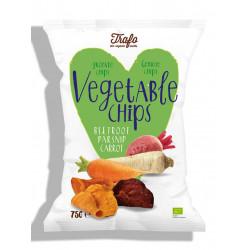 Trafo chips légumes salées
