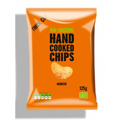 chips handcooked Trafo - Barbecue