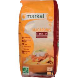 Macaroni Bio complets - Markal - 500g