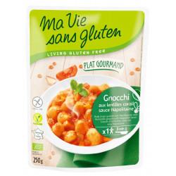 gnocchi à la napolitaine Ma Vie Sans Gluten