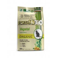 croquettes pour chat Forza10 Bio - Vegetal aux algues