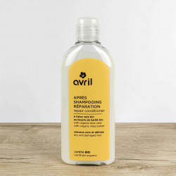 apres shampoing bio reparation avril cosmetiques