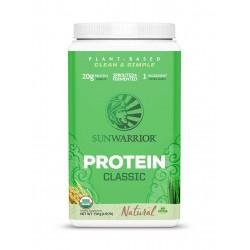 Sunwarrior classic protein - natural