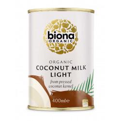 lait de coco light Biona