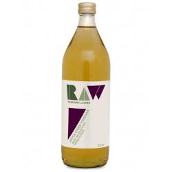 Vinaigre de cidre bio Raw Vibrant Living - avec mère