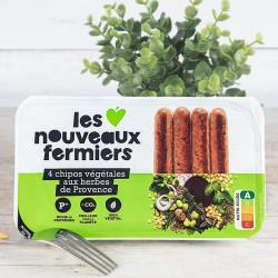 chipos végétales Les Nouveaux Fermiers