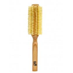 Kostkamm brosse brushing vegan - hetre et sisal