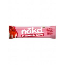 strawberry sundae Nakd bars