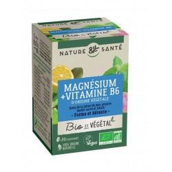 magnésium vitamine b6 Nature et Santé