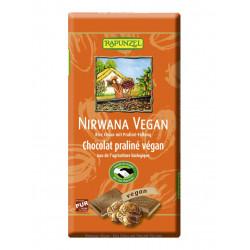 Rapunzel chocolat vegan praliné Nirwana