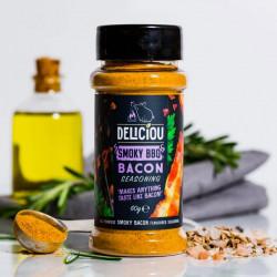 Deliciou bacon smoky bbq