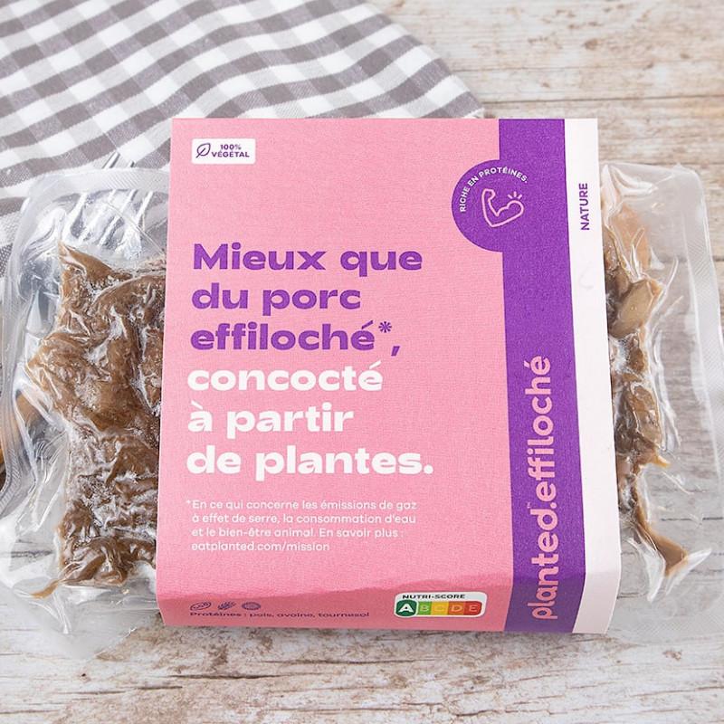 Planted effiloché nature