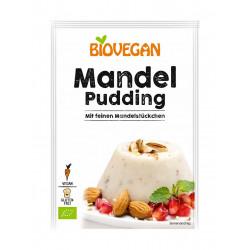 pudding amande Biovegan