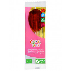 sucette bio framboise Candy Tree