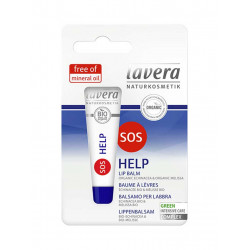 baume à lèvres Lavera SOS Help