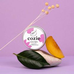 crème légère Cozie - lin et prune