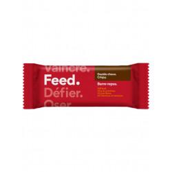 barre repas Feed - double choco crispy