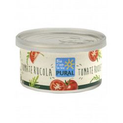 paté végétal tomate roquette Pural