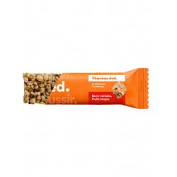barre céréales Feed - vitamines shot - fruits rouges