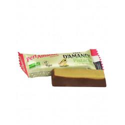 pate d'amande pistache chocolat Perlamande