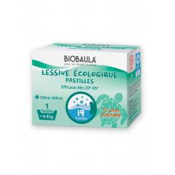 pastilles de lessive écologique Biobaula