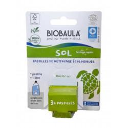 pastilles de nettoyage sol Biobaula