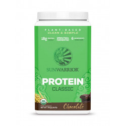 protein classic chocolate Sunwarrior