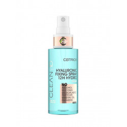 Catrice fixing spray hyaluronic