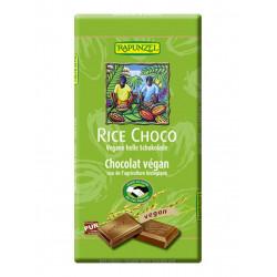 Rapunzel chocolat vegan riz