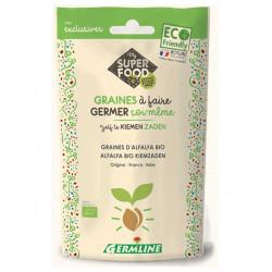 Germline - Graines à Germer Bio d'Alfalfa - 150g