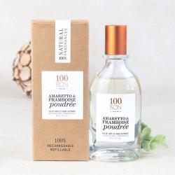 100Bon eau de parfum amaretto framboise poudrée