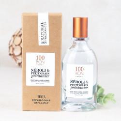 100Bon parfum neroli petit grain printanier