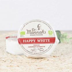 Happy White Dr Mannahs Vegan Passion