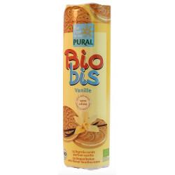 Bio Bis crème de vanille - PURAL - 300g