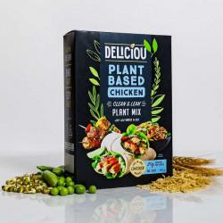 Plant based chicken Deliciou