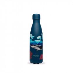 gourde banquise baleine Qwetch