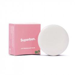 lait démaquillant solide Superbon