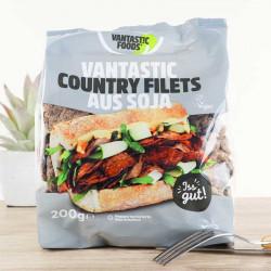 Vantastic Foods country filets soja
