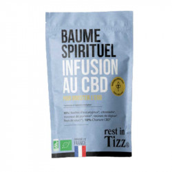 infusion baume spirituel Rest in Tizz