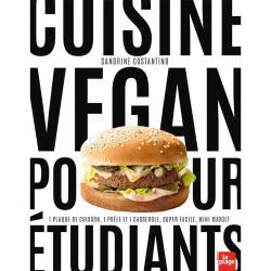 Cuisine vegan pour étudiants Sandrine Costantino