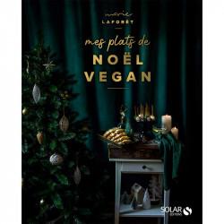 mes plats de Noel vegan Marie Laforet
