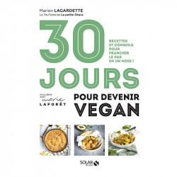 30 jours pour devenir vegan Marion Lagardette