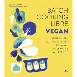 batch cooking vegan Lene Kudsen