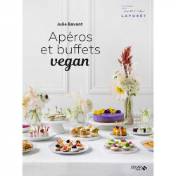 apéros et buffets vegan Julie Bavant