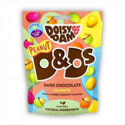 peanuts dark chocolate Doisy and Dam