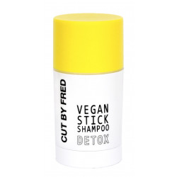 CUT BY FRED - Shampoing Solide Detox en Stick - 70g